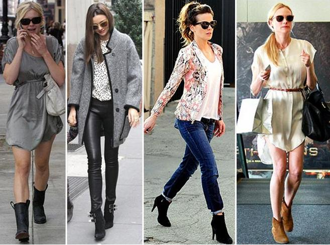 How To Style: Ankle Boots   Cloggs