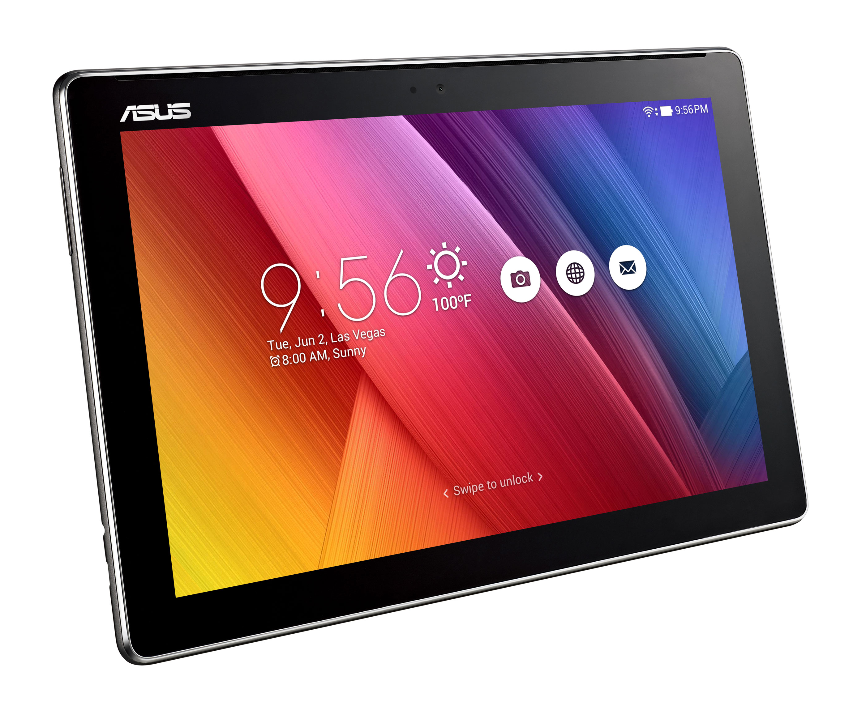Image of Asus Z300C Intel Atom X3-C3200 Processor 2Gb RAM 16Gb Storage 102 Tablet