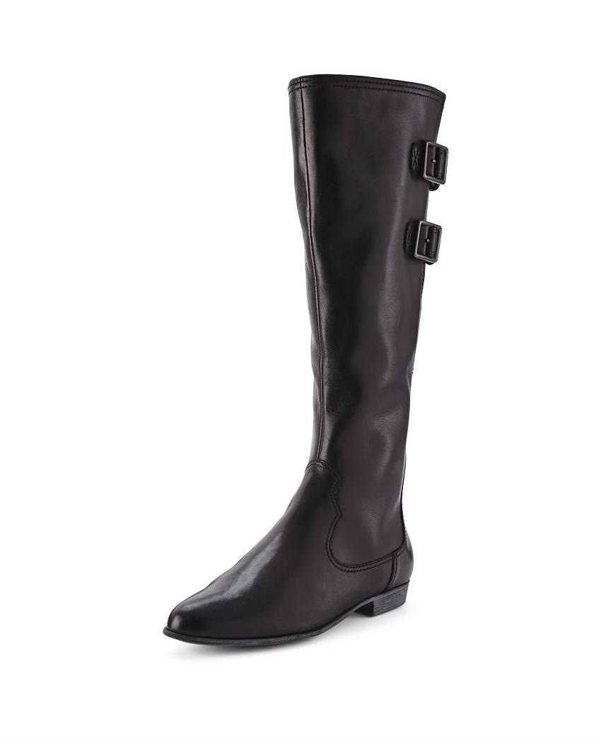 Clarks Lucas Dawson 4 Black Knee Boots