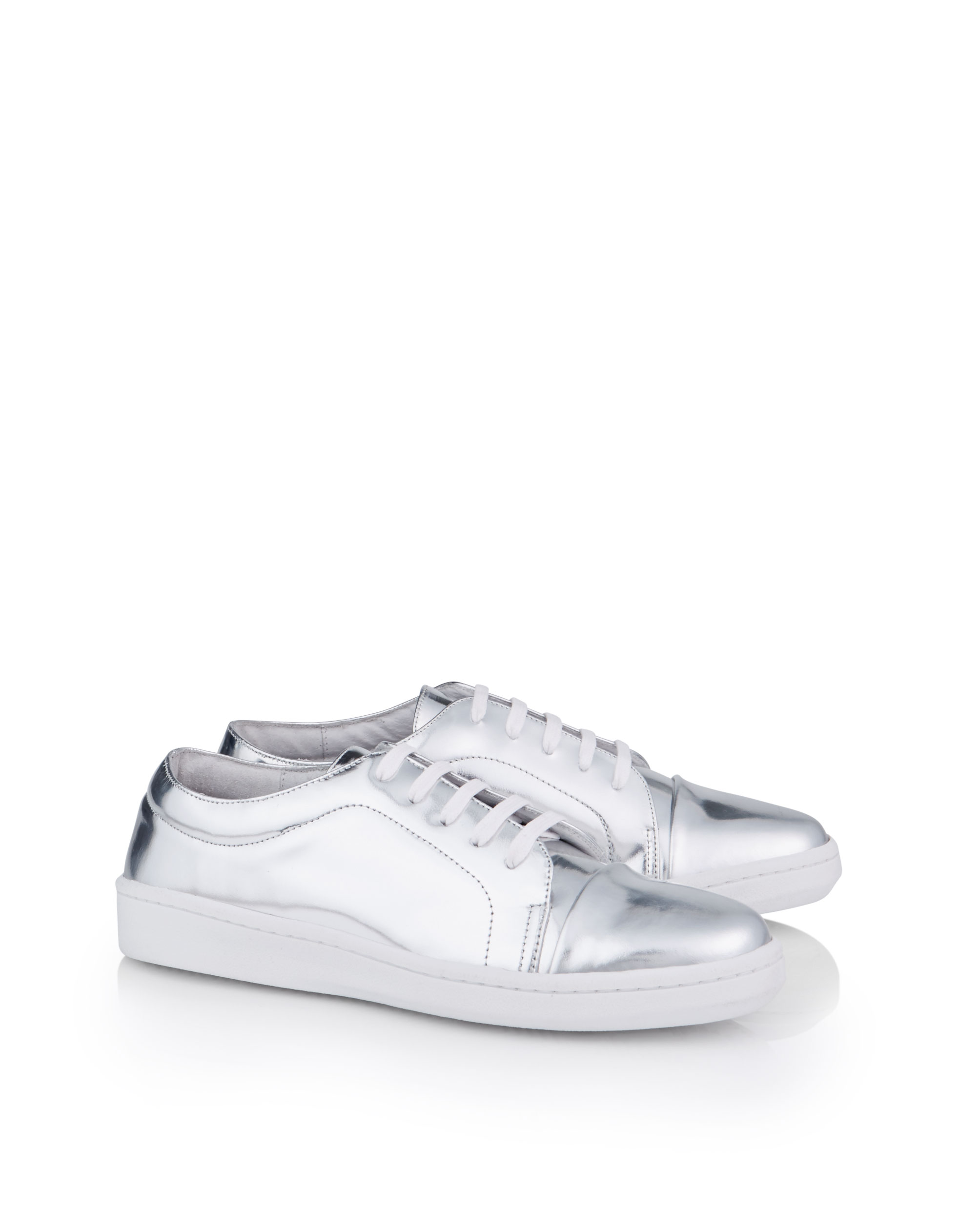 Miista Adalynn Lace Up Trainer
