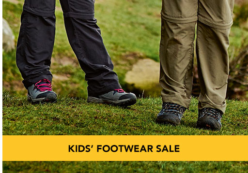 KIDS' FOOTWEAR SALE