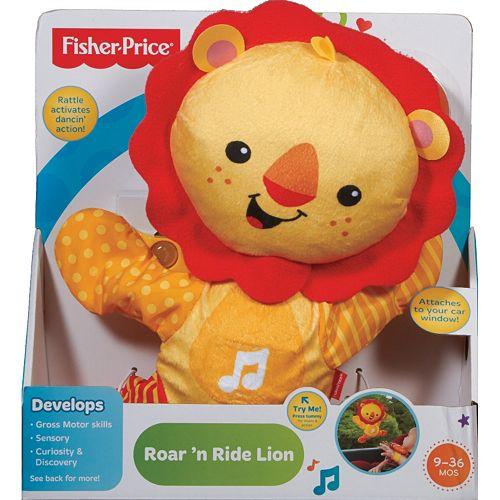 Fisher Price Roar n Ride Lion
