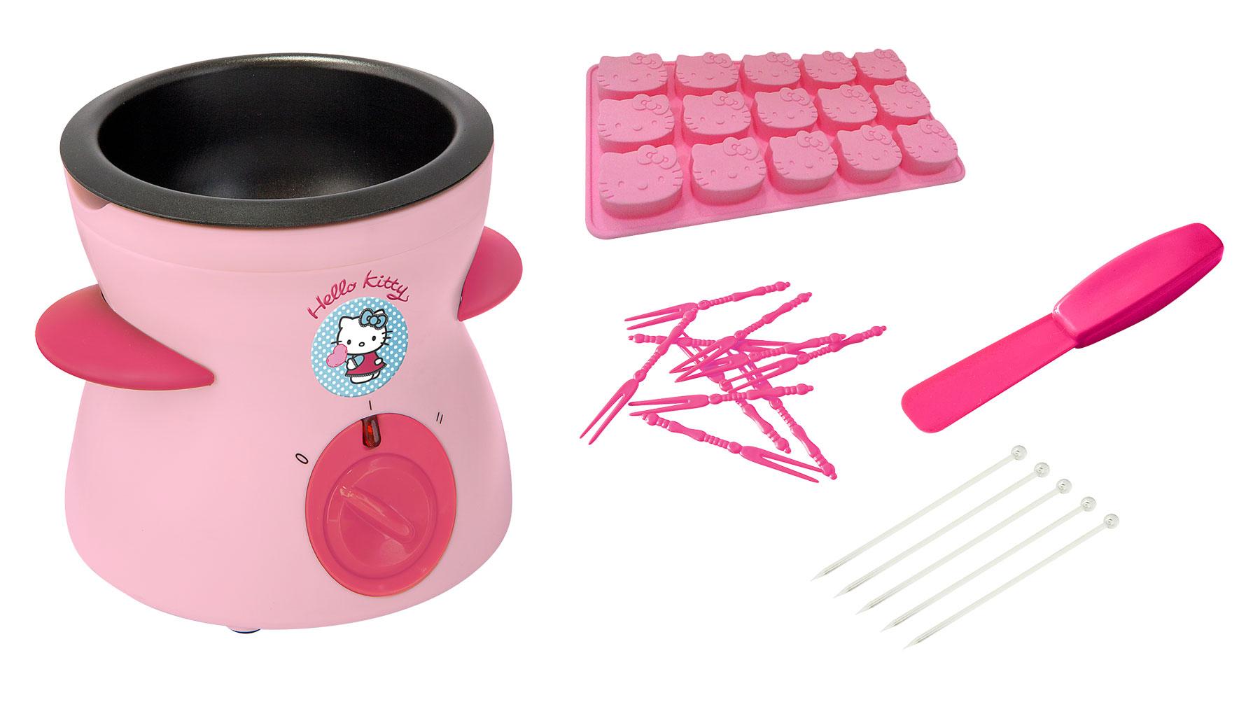 Image of Hello Kitty Chocolate Maker