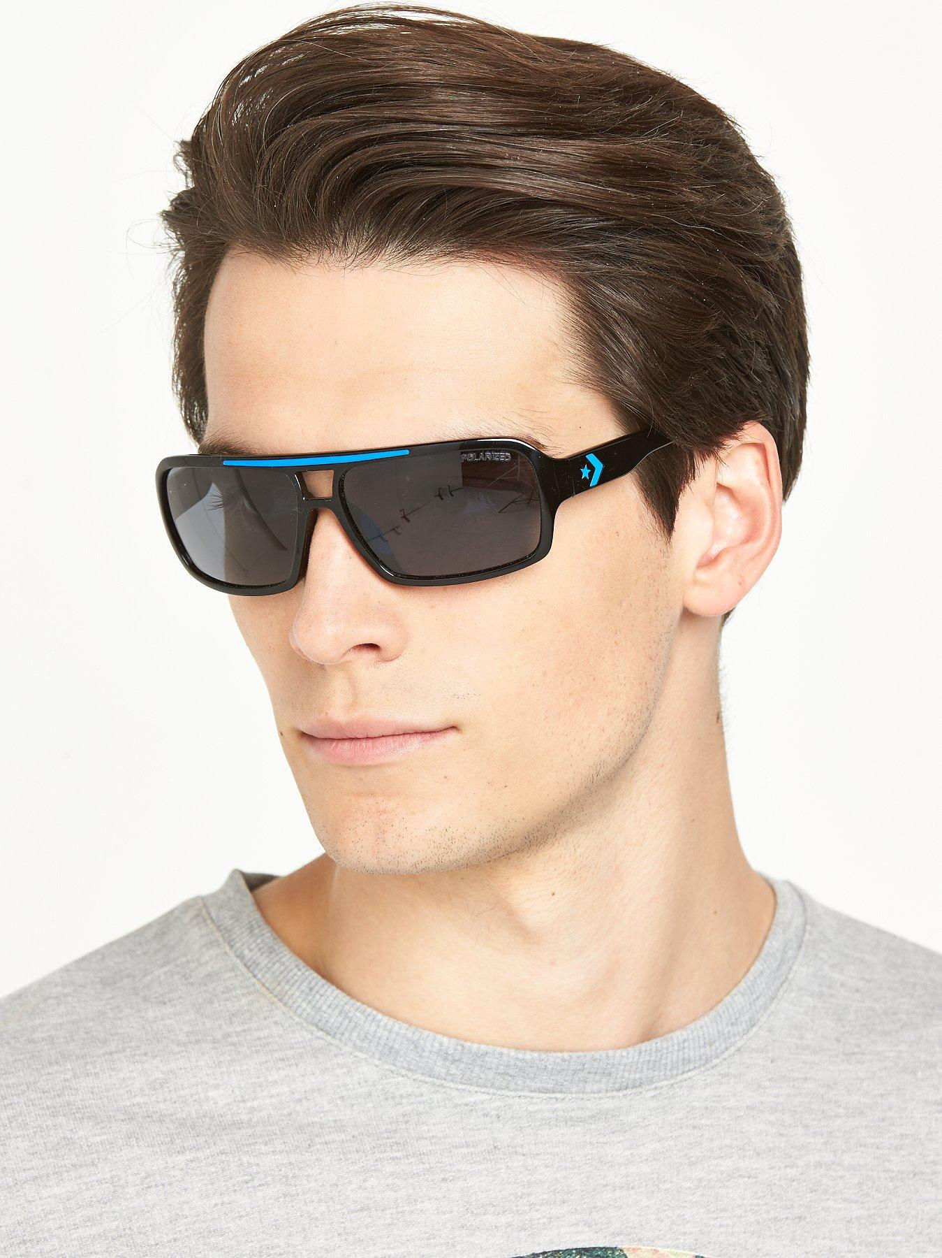 Converse Point Guard Aviator Polarised Sunglasses