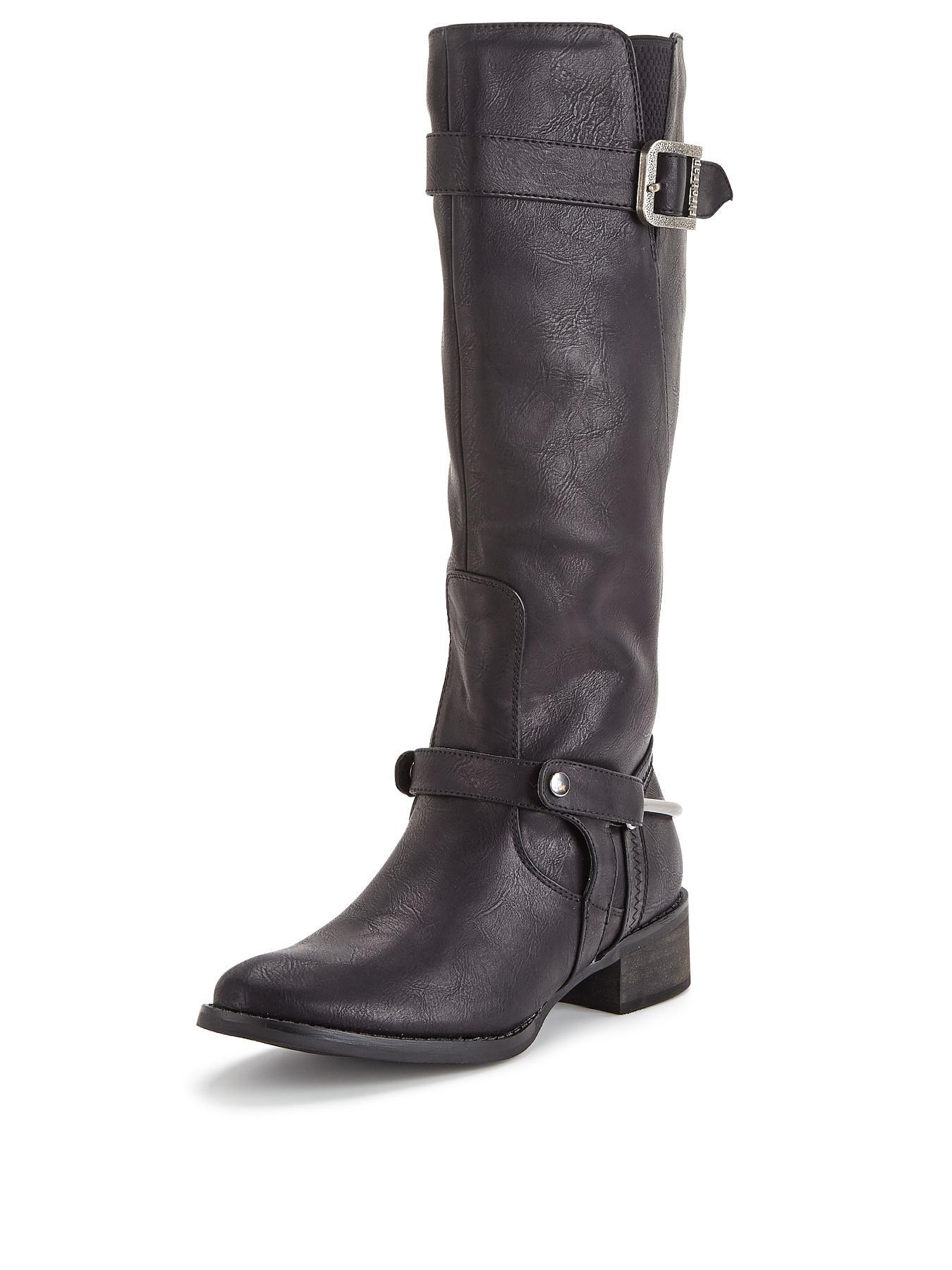 Firetrap Rainy Knee High Boot