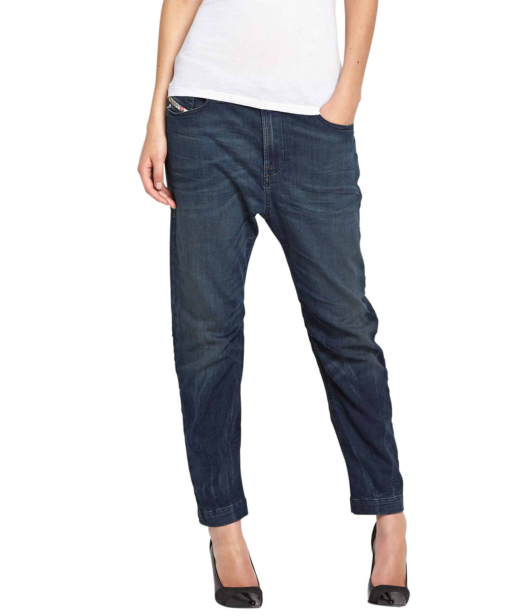 Diesel Eazee Jogg Jersey Sweat Jeans