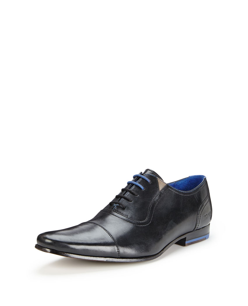 Ted Baker Leather Oxford Toe Cap Shoes