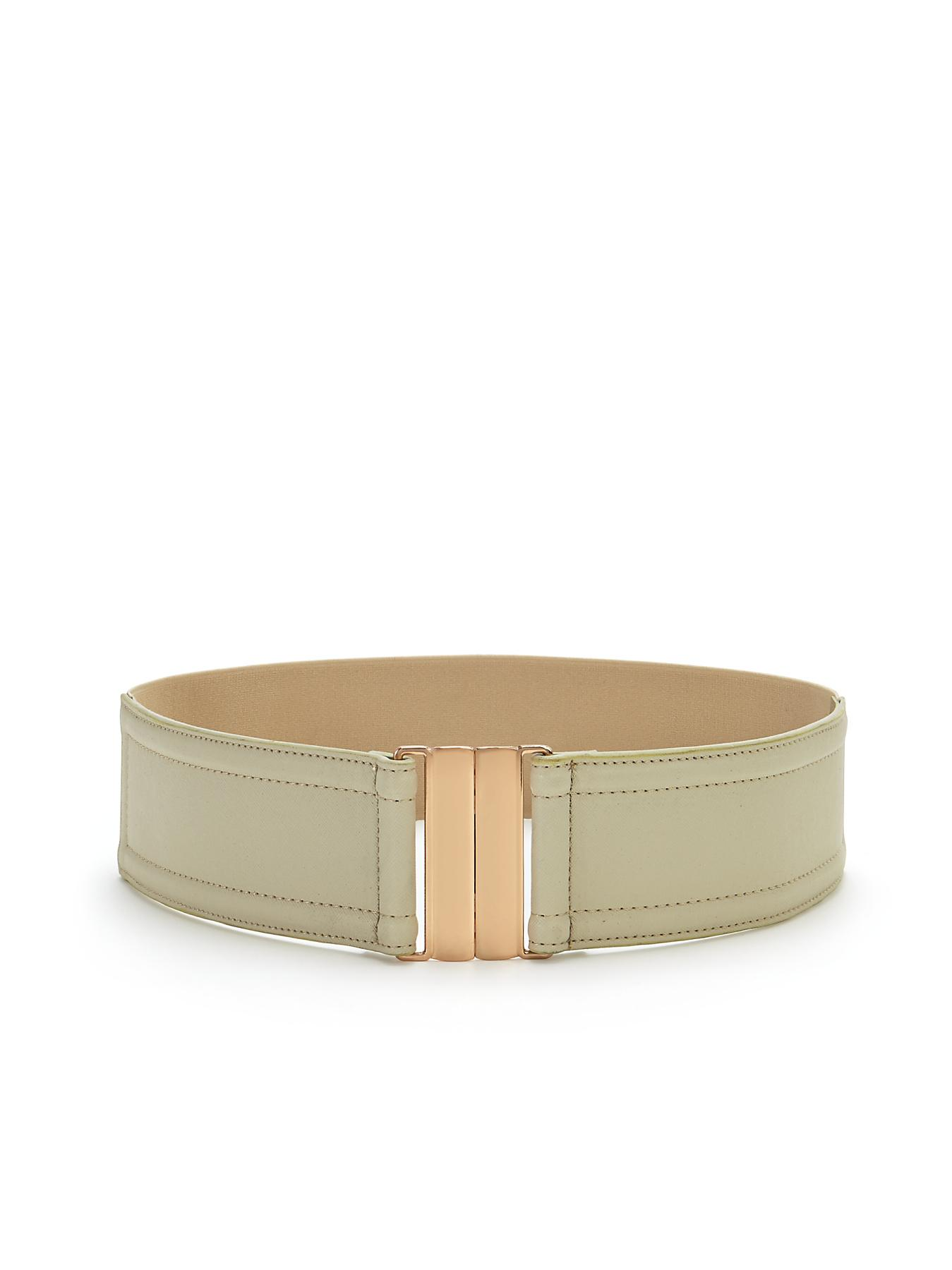 Metal Detail Waist Belt