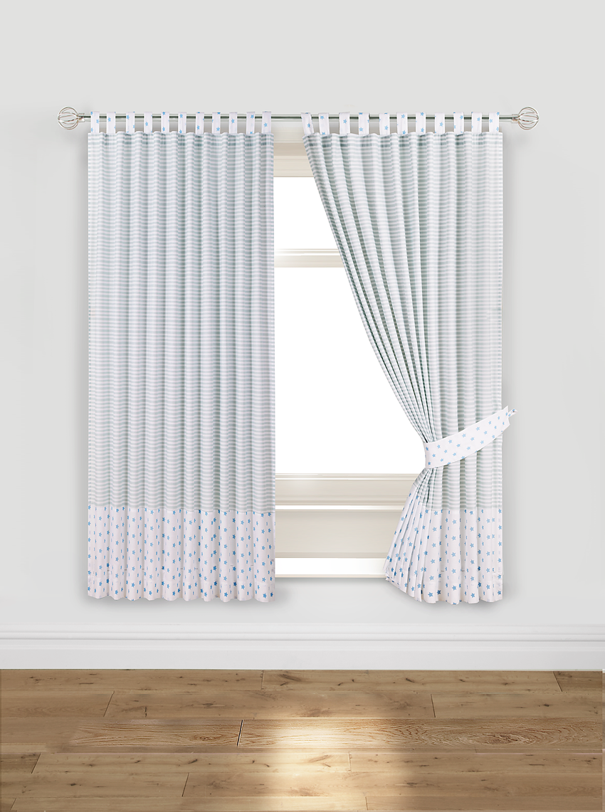 Cool Candy Curtains