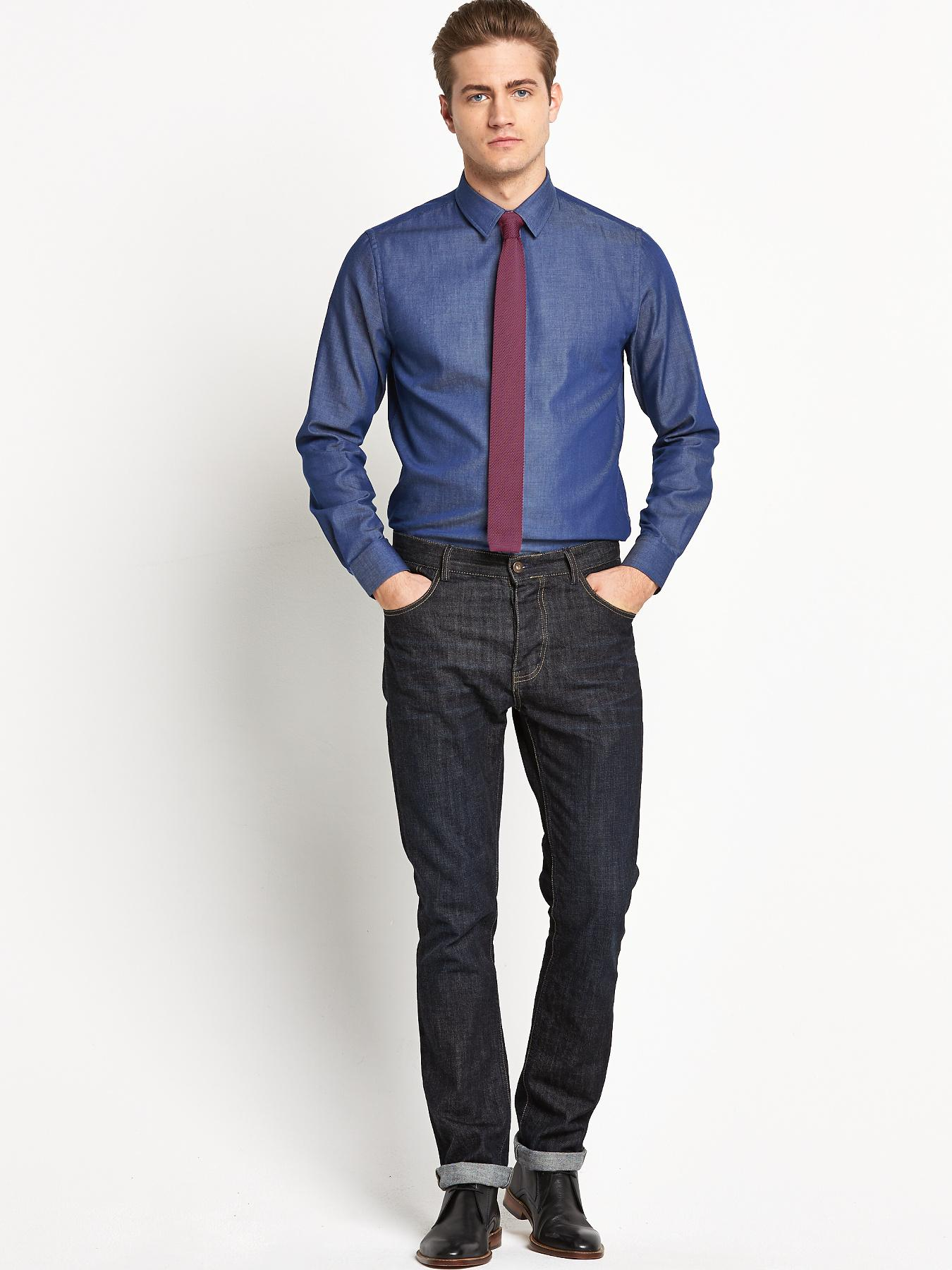 Mens Shirt And Tie | Is Shirt