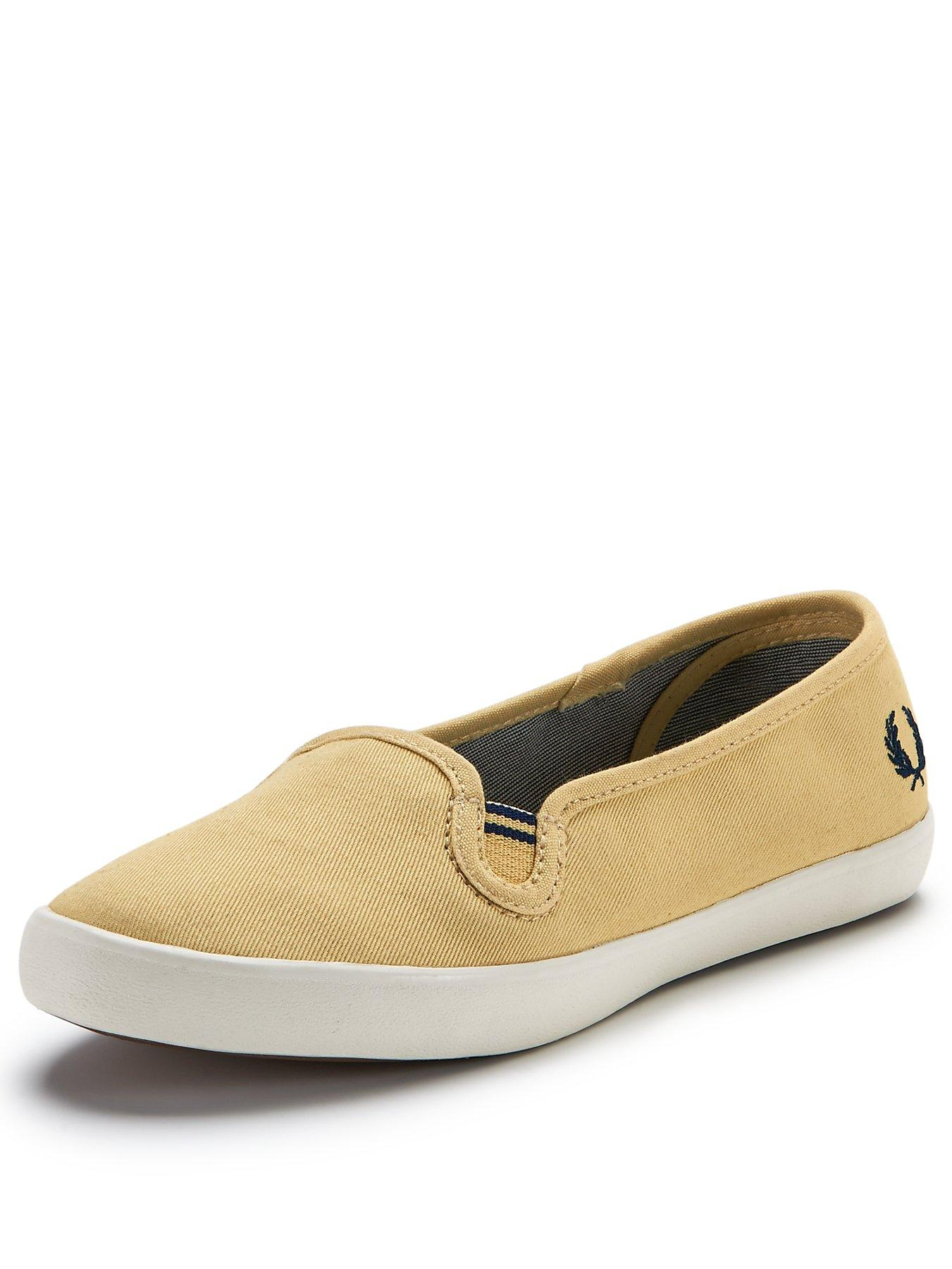 Fred Perry Bell Slip On Espadrille
