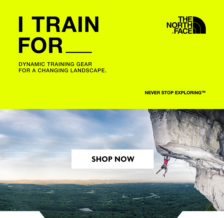 I Train For__