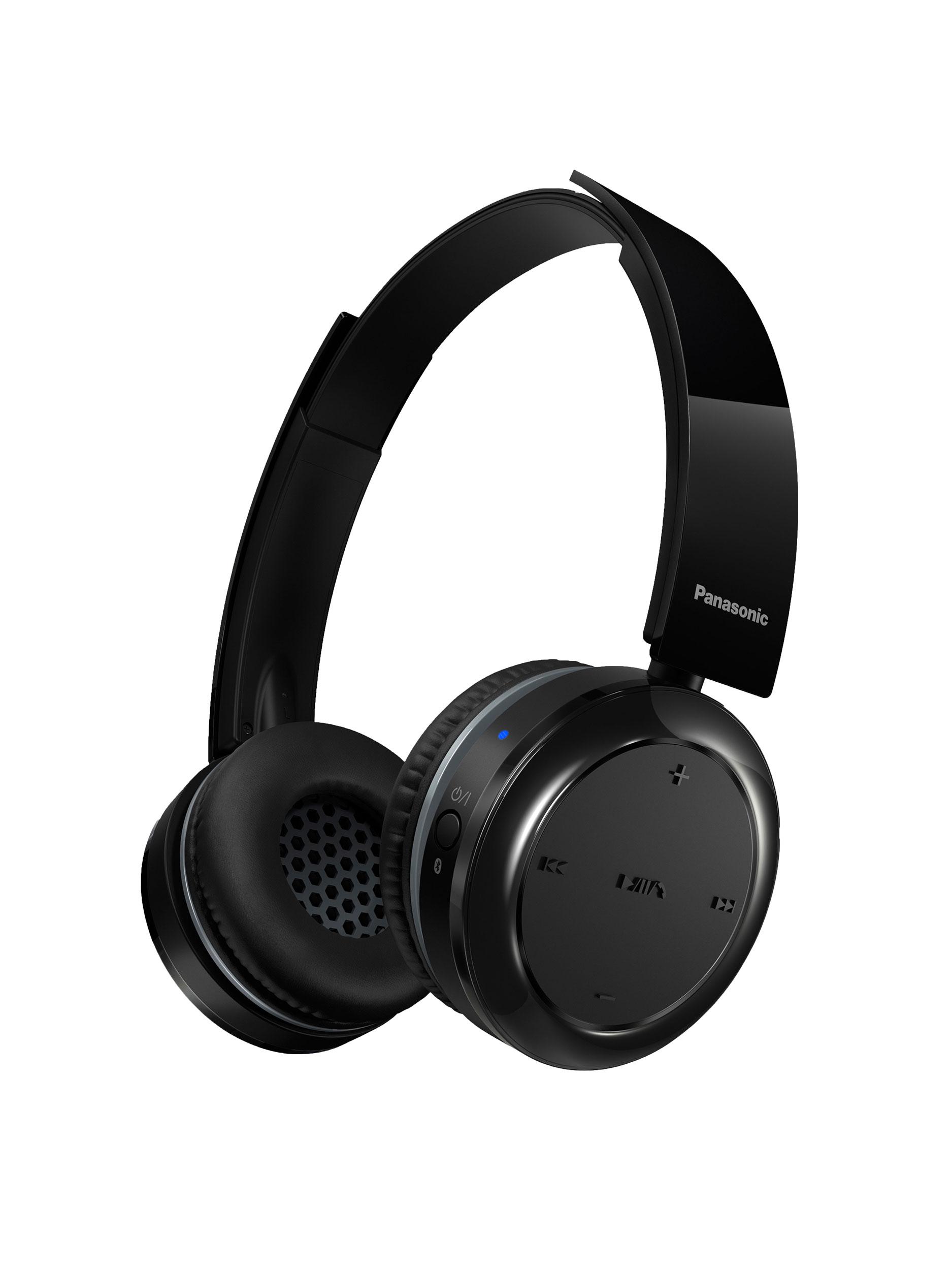 Panasonic RP-BTD5E-K Bluetooth Compatible Wireless Headphones