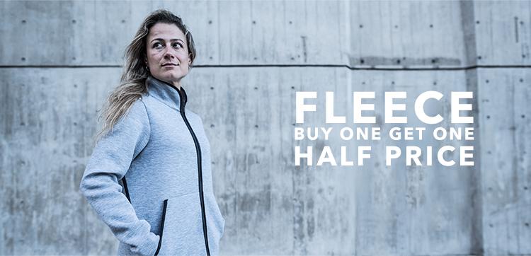 Buy One Get One Half Price Fleece