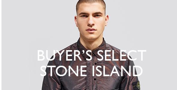 Buyer's Select Stone Island
