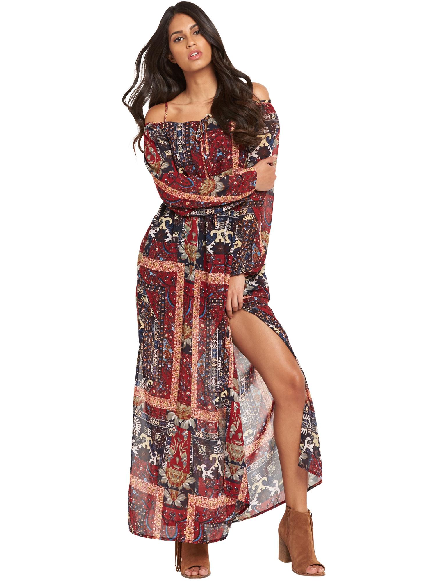 Glamorous Bardot Dress