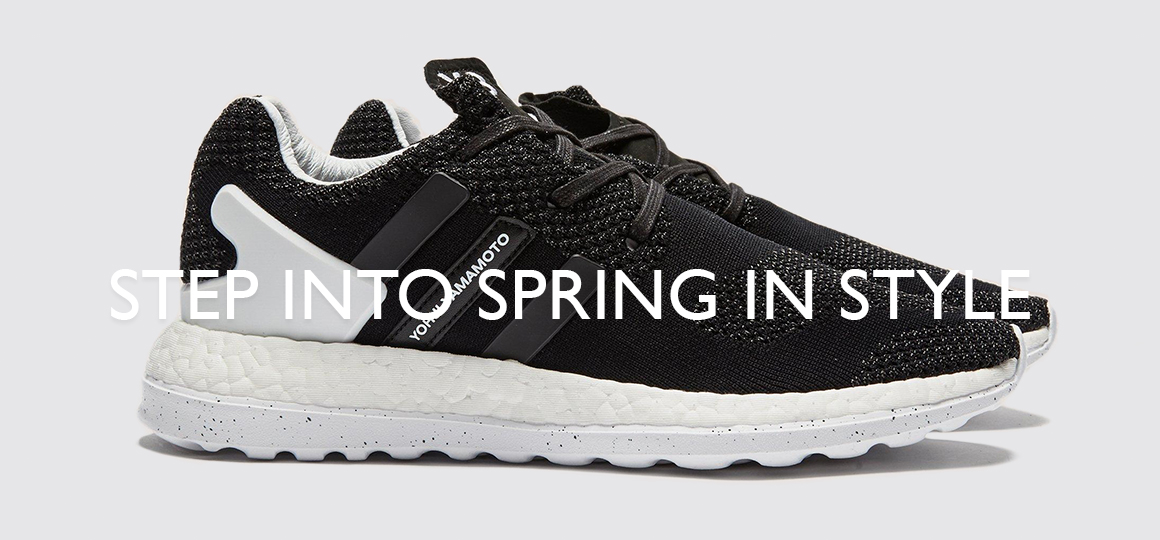 Step Into Spring In Style