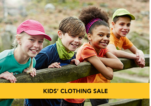 KIDS' CLOTHING SALE