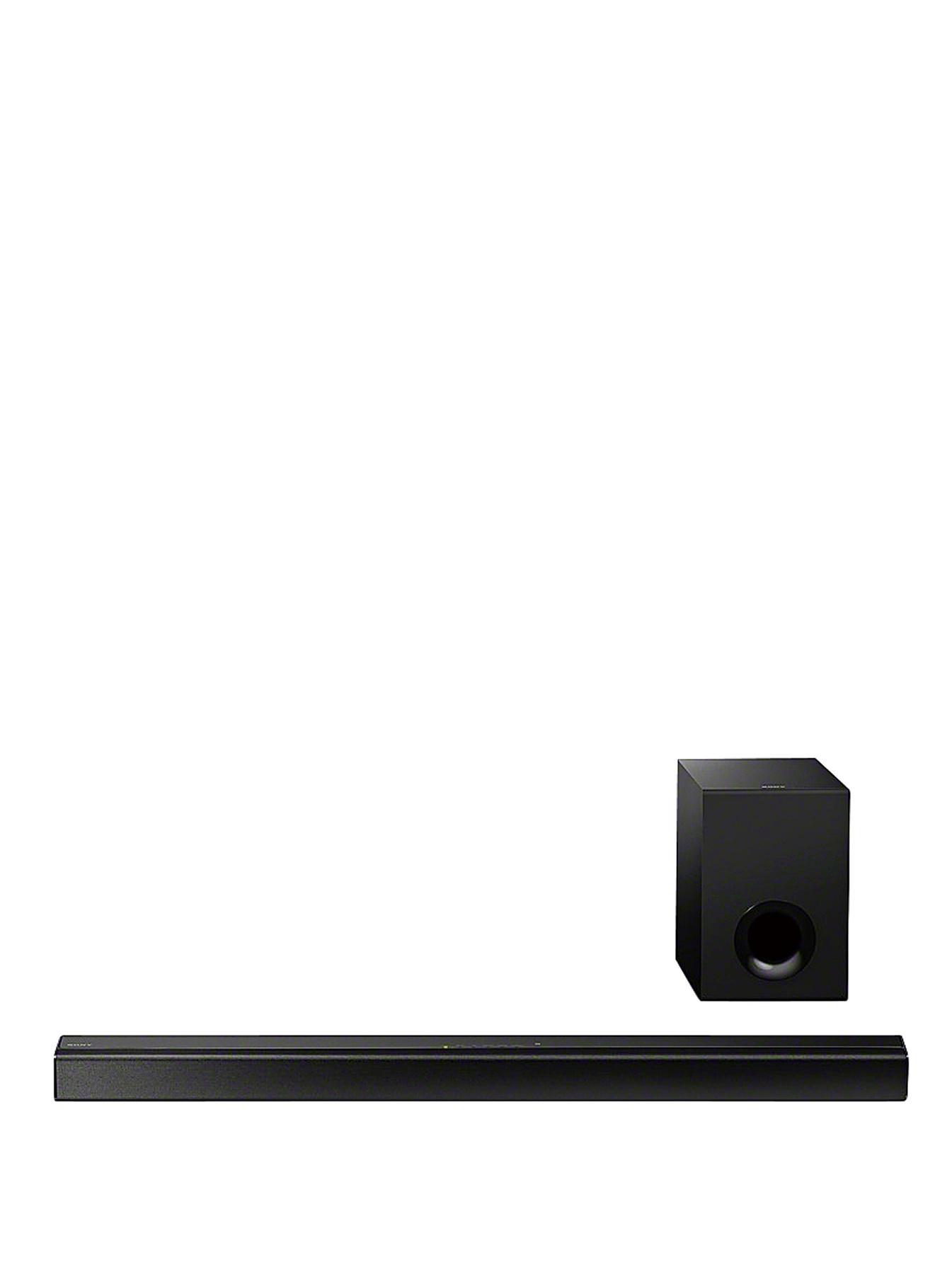 Sony CT80 80W Bluetooth Soundbar With Subwoofer