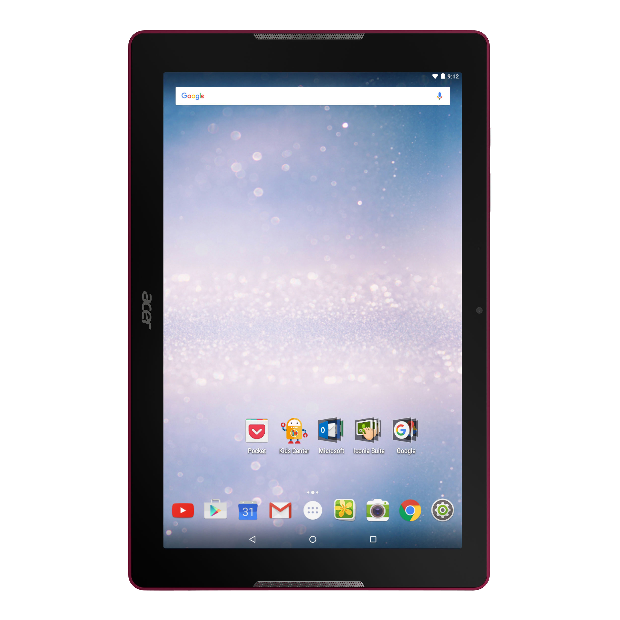 Stockists of Acer Iconia One 10 B3-A30 Quad-Core Processor 1GB Ram 16GB Storage Android 60 101 Hd IPS Tablet