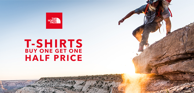Buy One Get One Half Price T Shirts