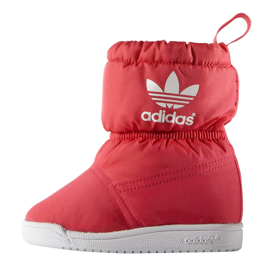 Adidas Originals Infant Slip On Boots