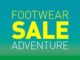 Footwear SALE Adventure