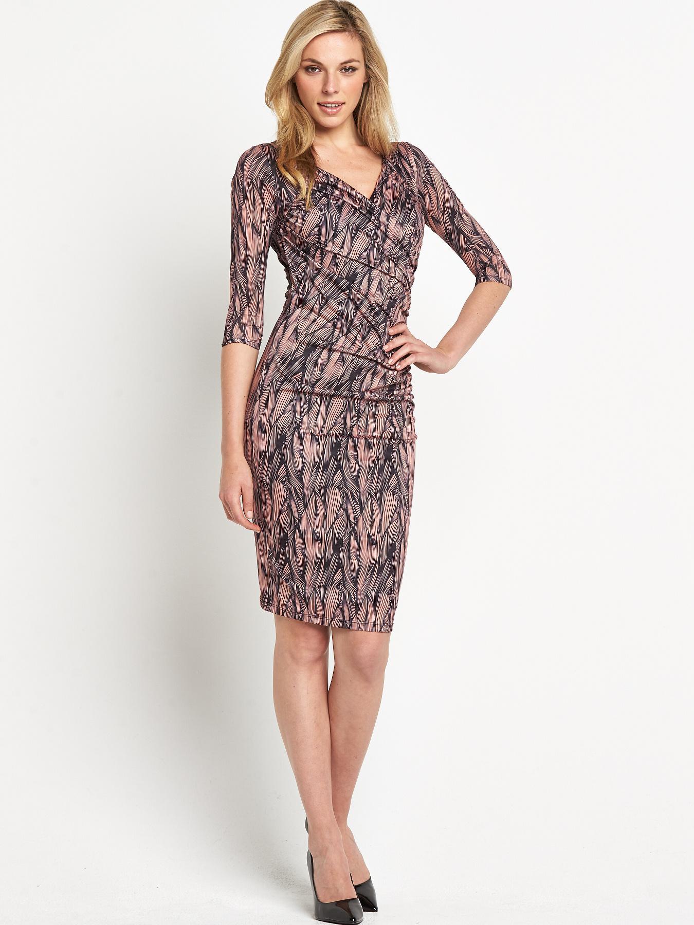 Savoir Confident Curves Dress