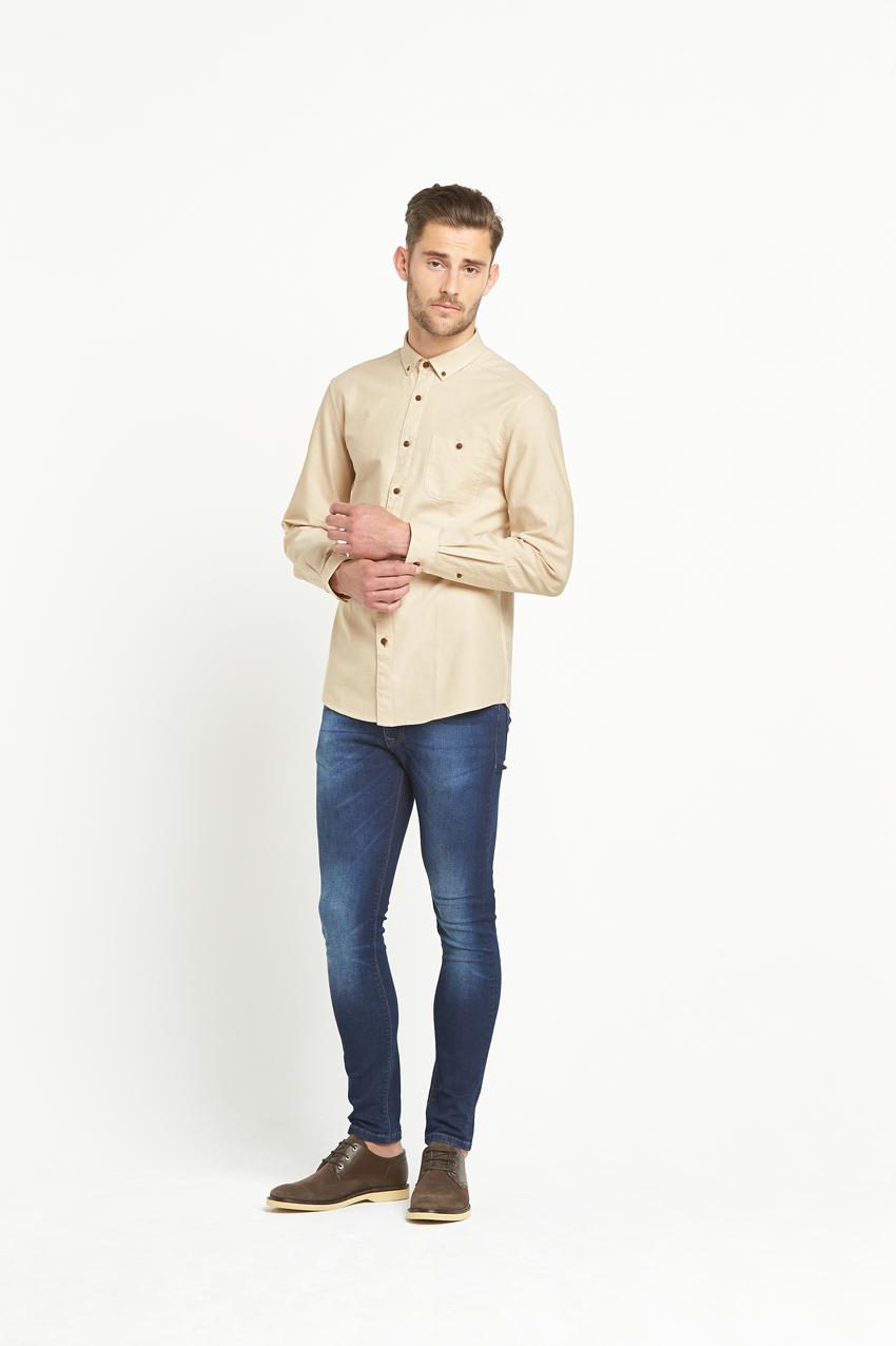 Goodsouls Oxford Shirt