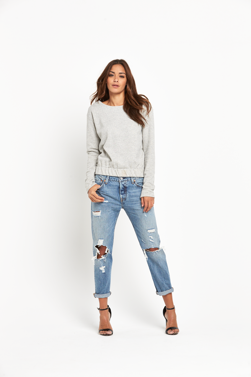Levi Laurel Sweatshirt