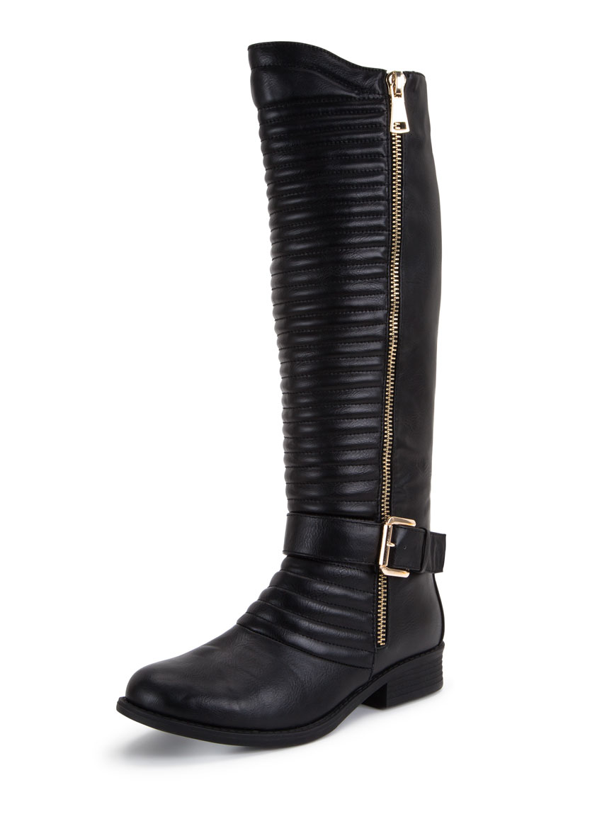 Joe Browns Knee High Biker Boots.