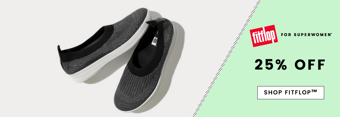 Fitflop 25% off May Day pay day offer