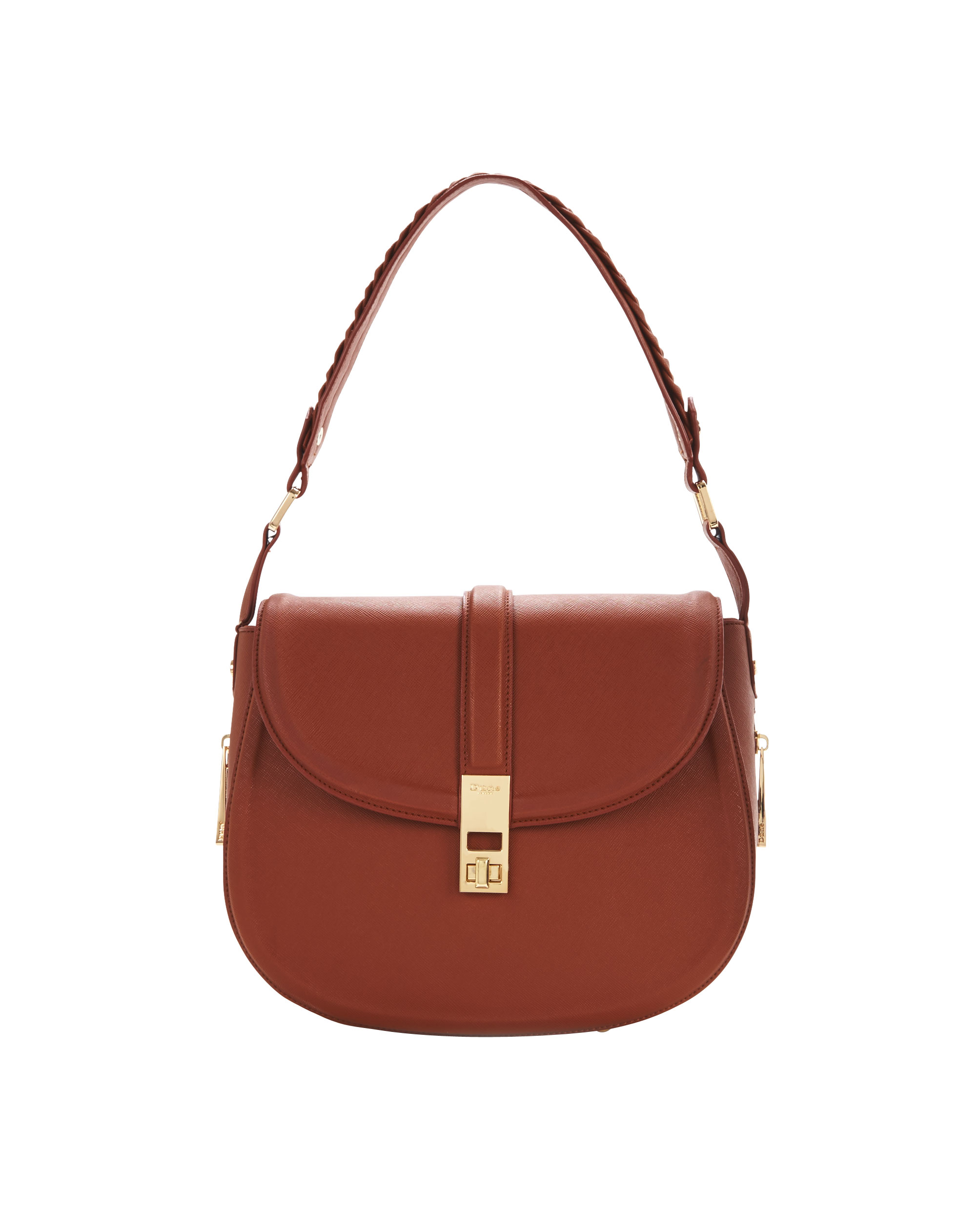 Dune Deidre Crossbody Saddle Bag