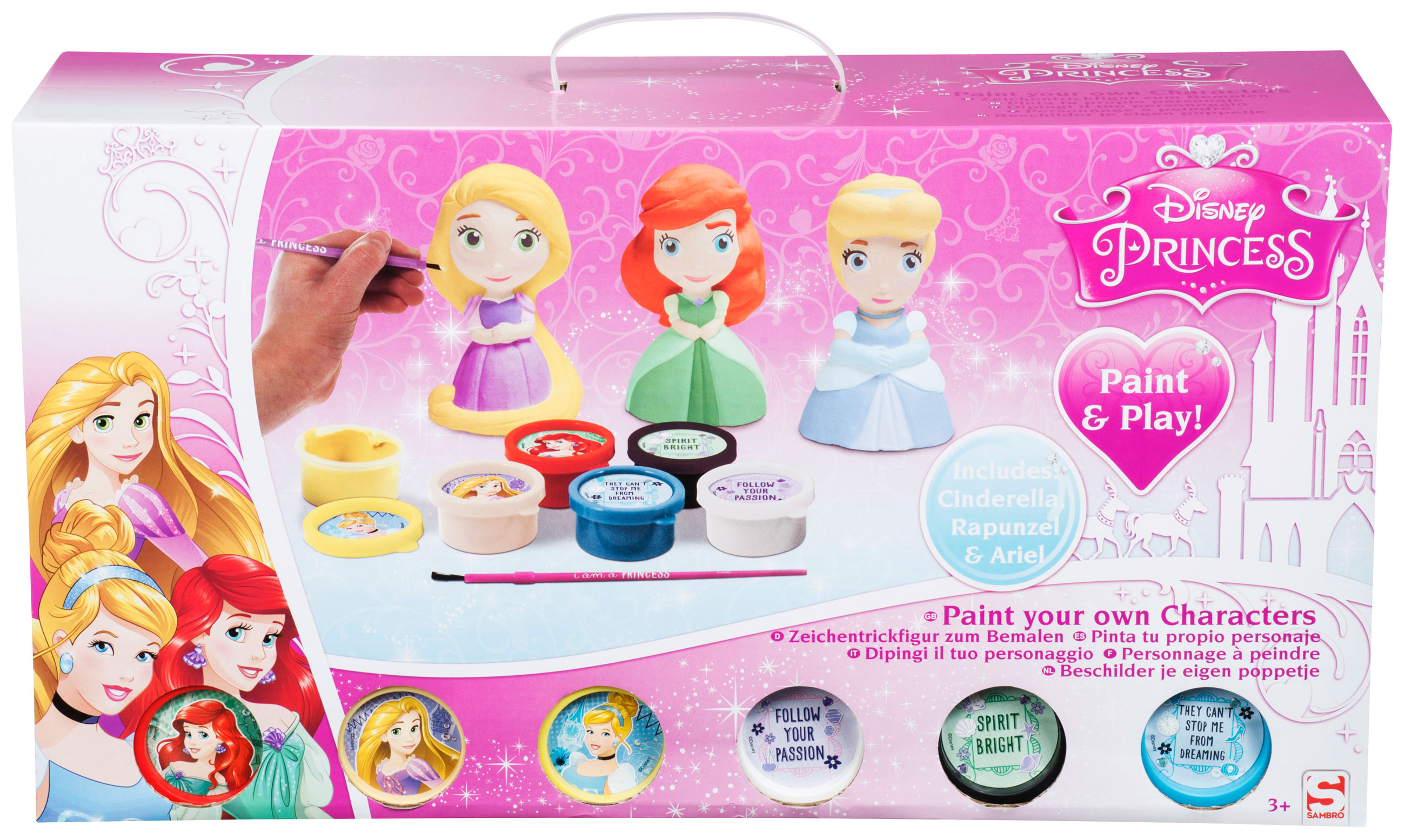 Buy Cheap Disney Paint Compare Arts Crafts Prices For Best Uk Deals