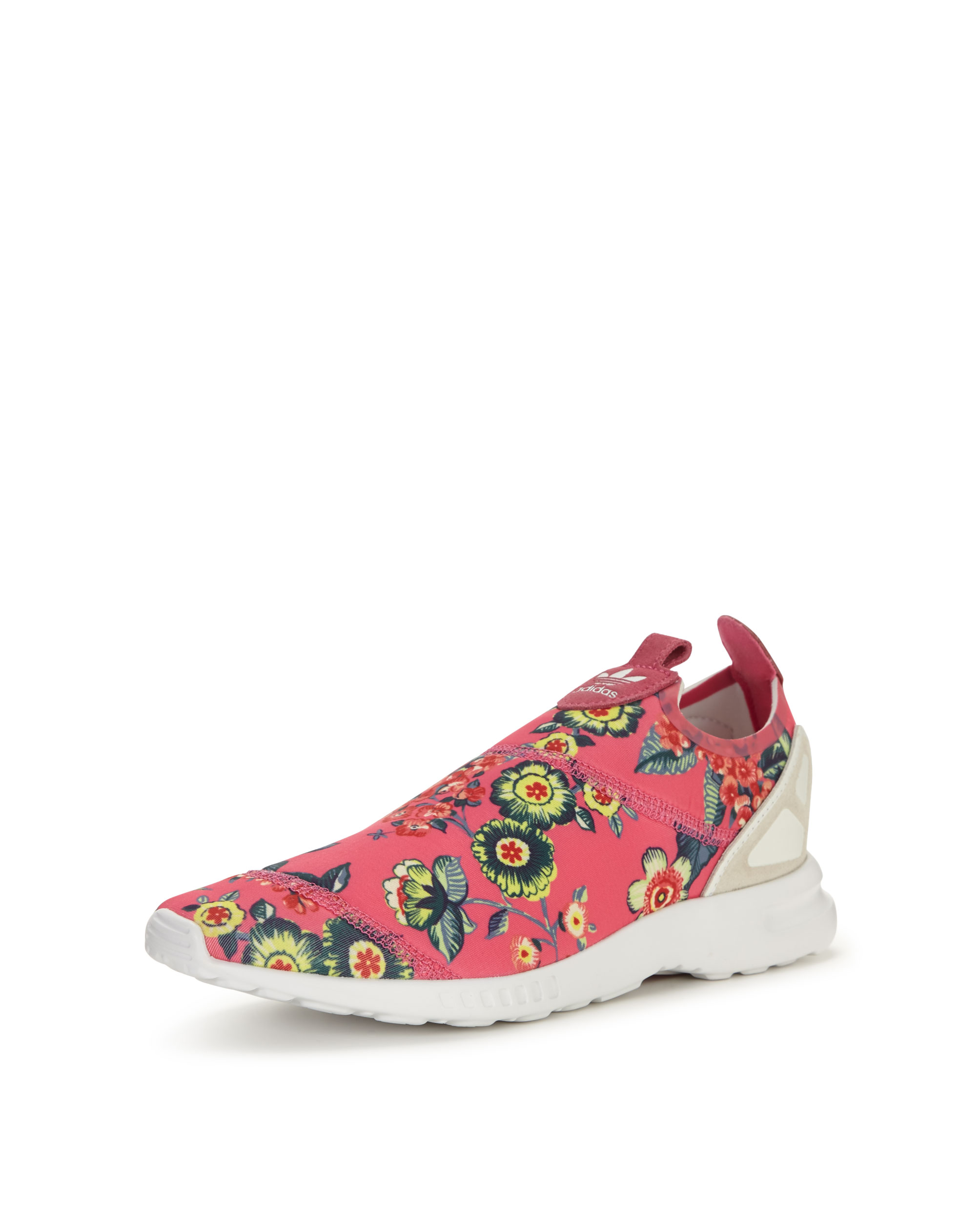 Adidas Originals Zx Flux Smooth Slip On Trainers