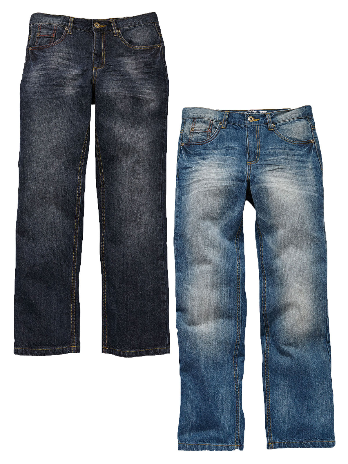 Demo Pack of Two Jeans