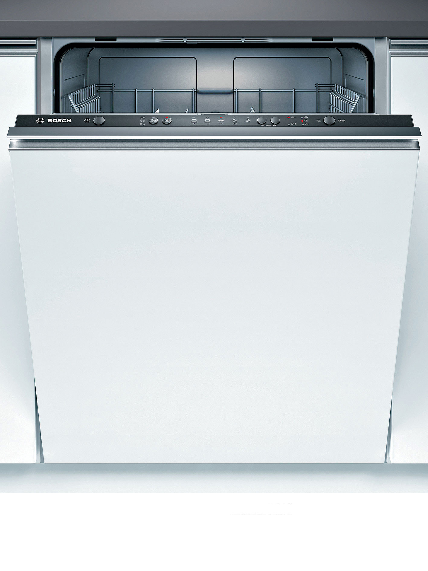 Image of Bosch SMV50C00Gb Full-Size ActiveWater Fully Integrated Dishwasher