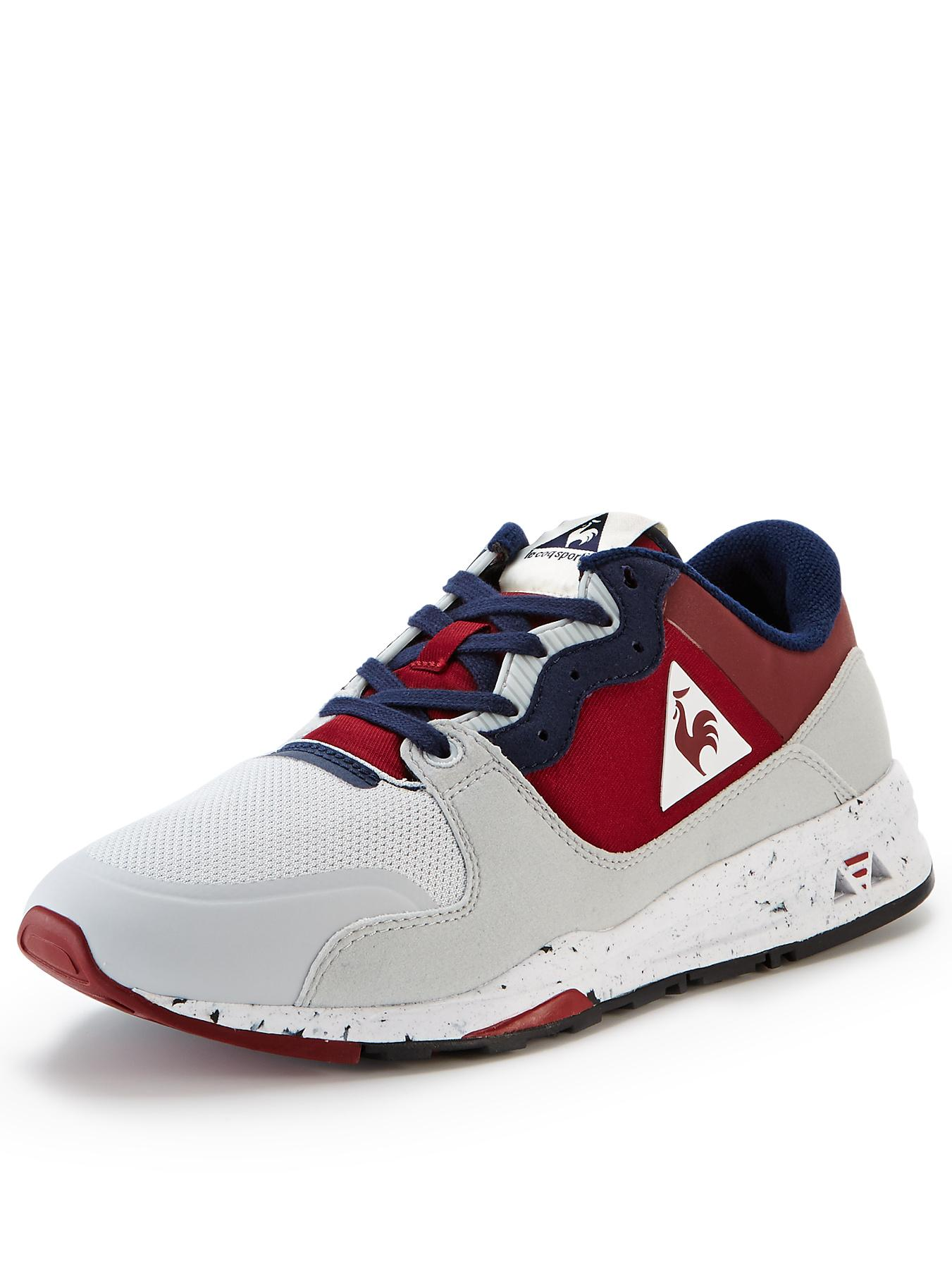 Le Coq Sportif LCS R 1400 Speckled Trainers
