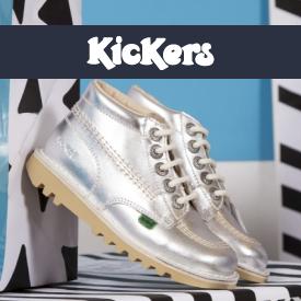 Kickers Cloggs footwear