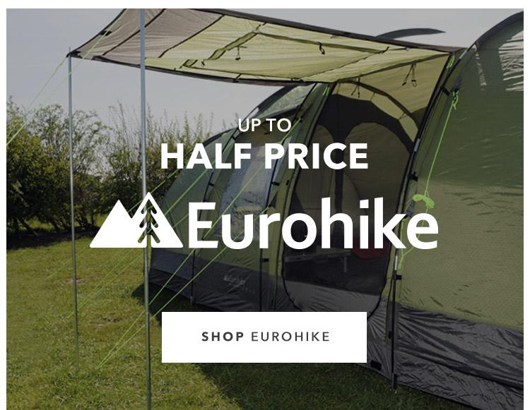 Up to Half Price Eurohike