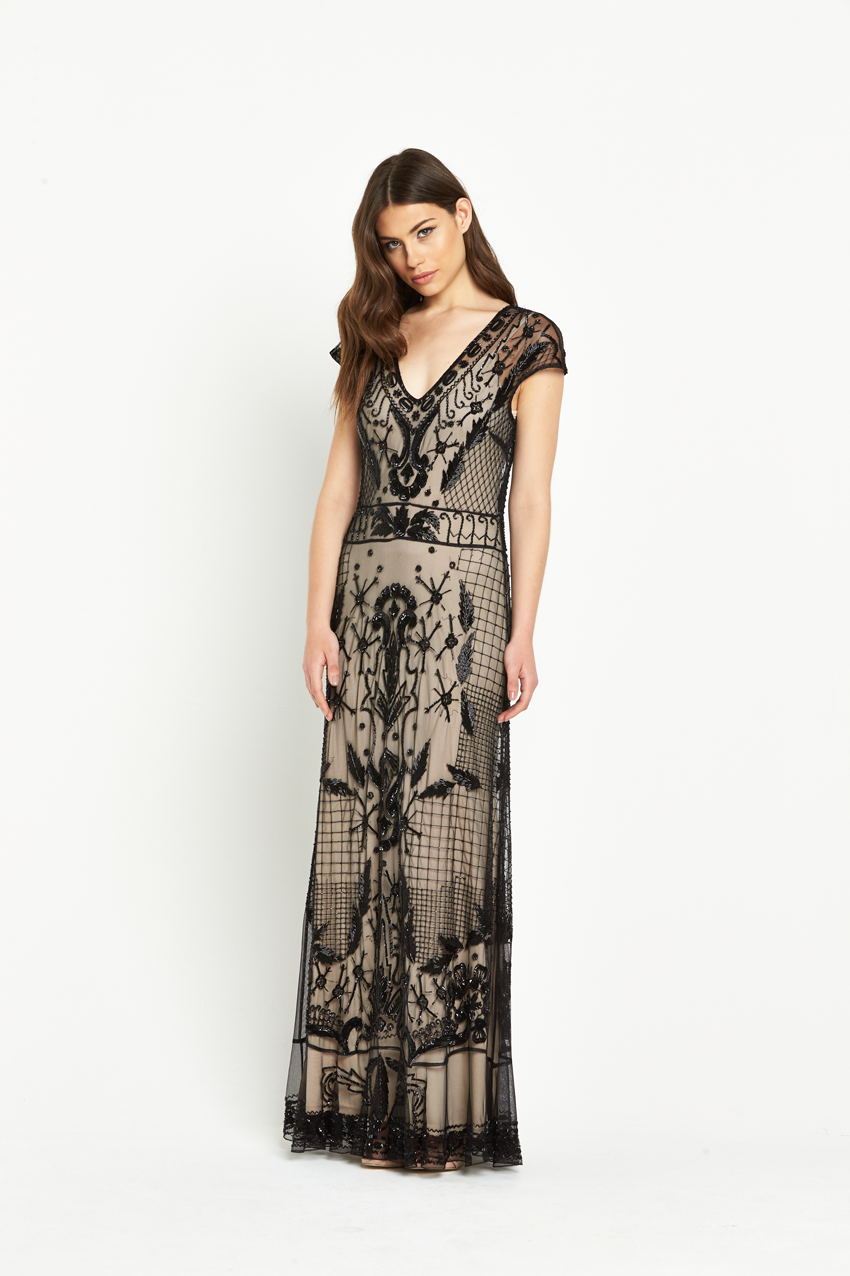 Miss Selfridge Ally Maxi Dress