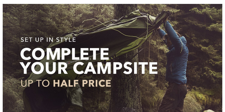 Complete Your Campsite