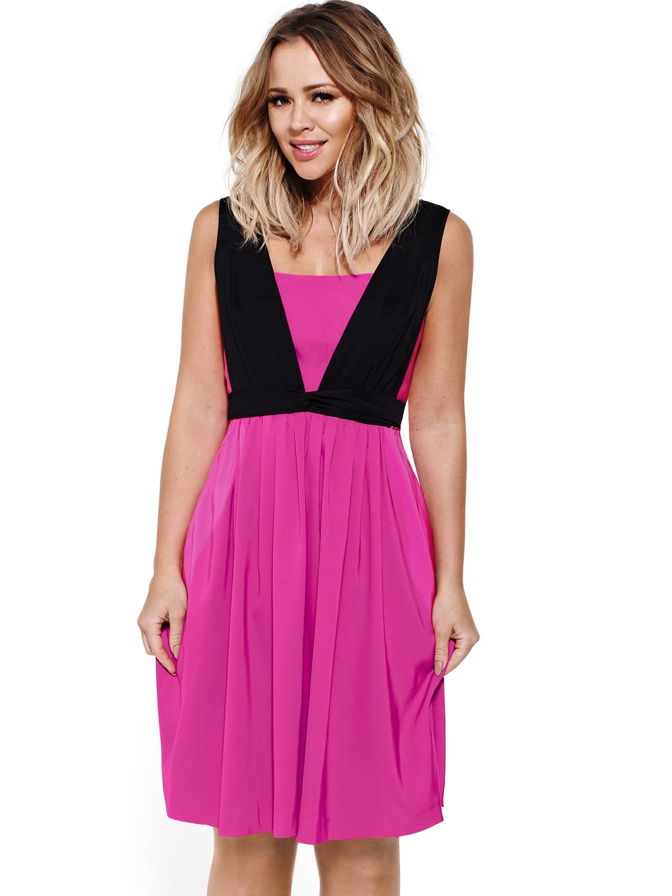 Kimberley Full Skirt Bib Dress