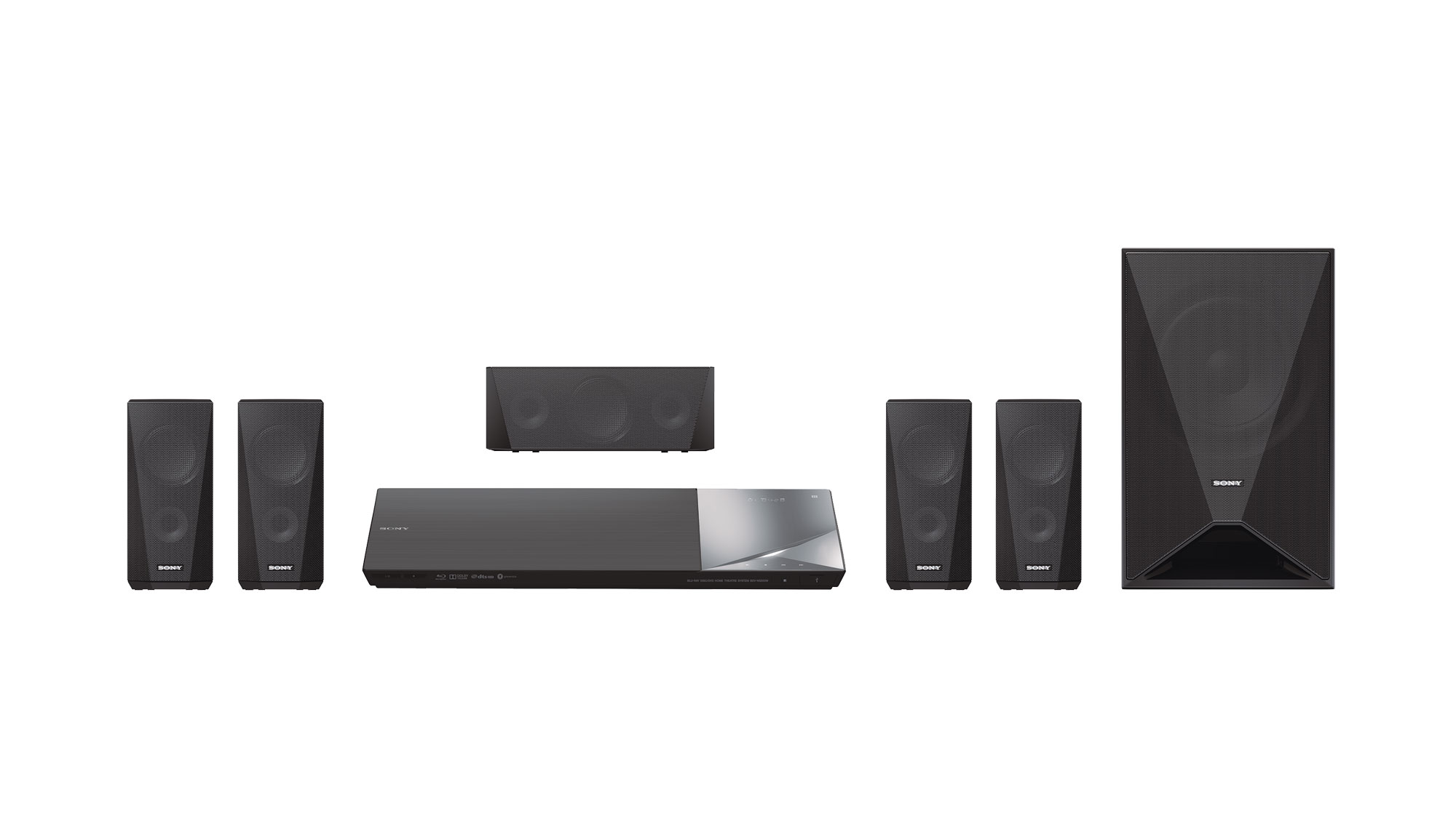 Sony BDV-N5200W 1000W 3D Blu-Ray Home Cinema