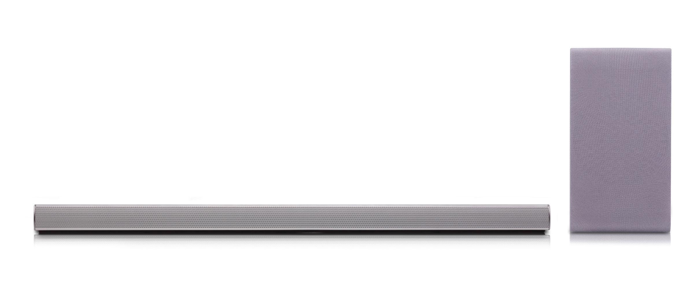 LG SH5 320W Wireless Bluetooth Soundbar  Subwoofer