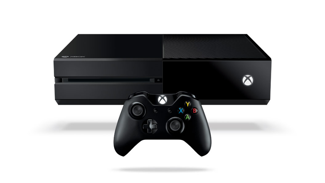 Xbox One 500GB Console with Games Bundle