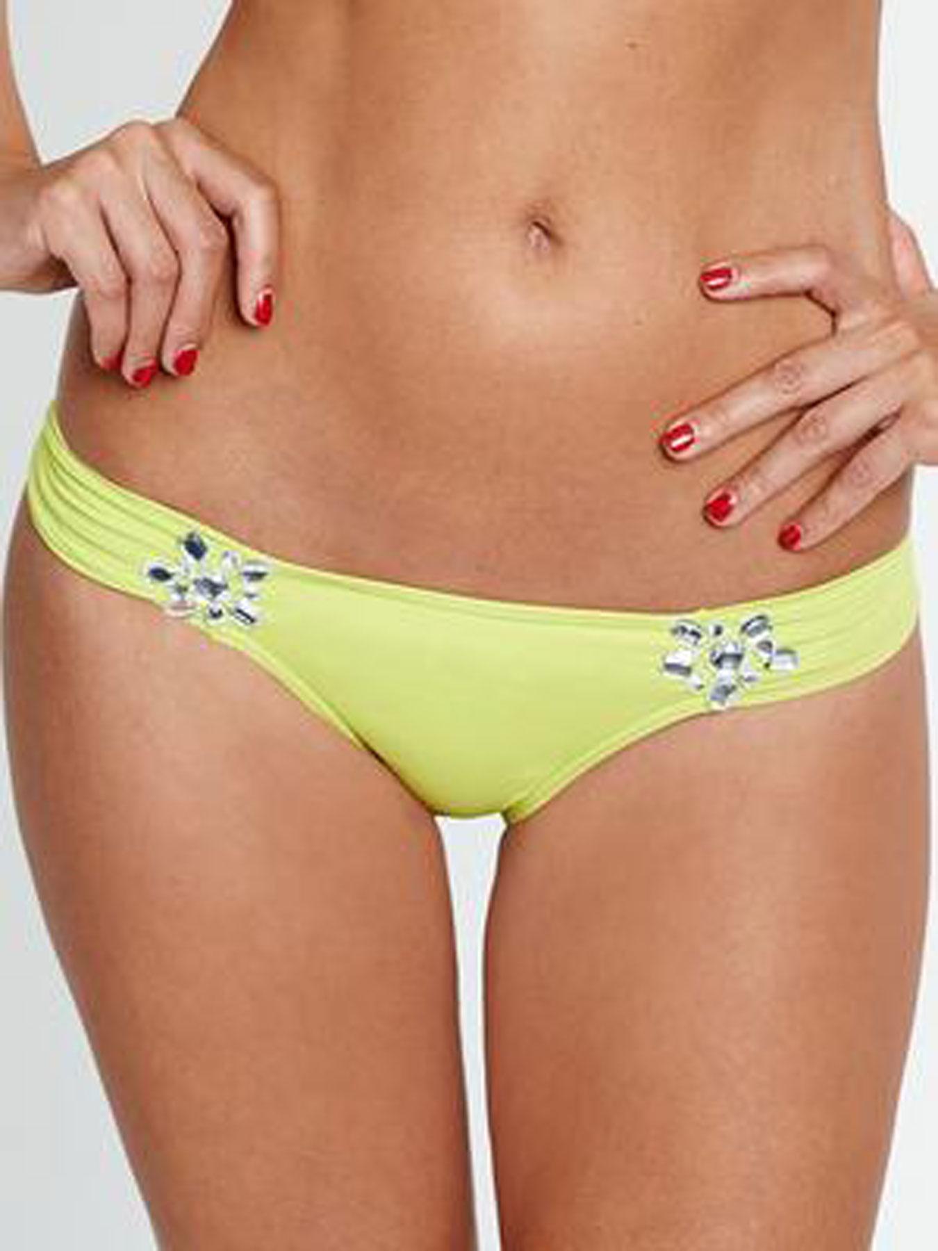 Myleene Embellished Butterfly Bikini Bottoms