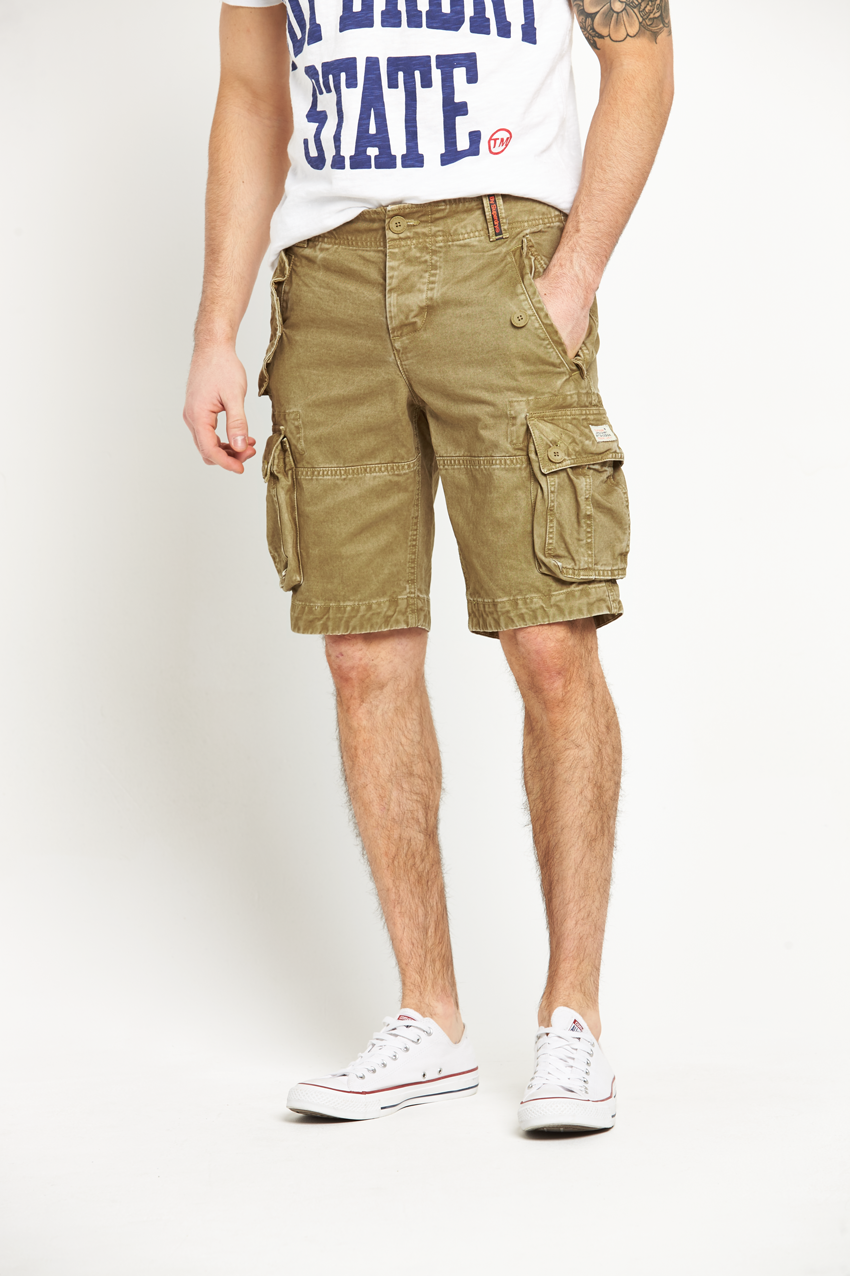 Superdry Heavy Cargo Shorts
