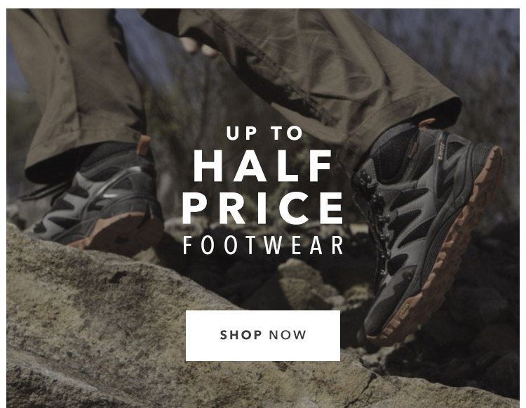 Up To Half Price Footwear