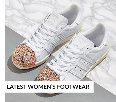 Latest Women's Footwear